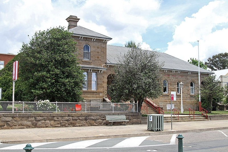 Cooma - Towns of Australia