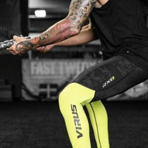 Virus Action Sport Performance - Mens Compression Tights