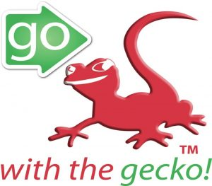 Go With The Gecko