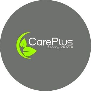 Careplus Cleaning Solutions round logo 300x300